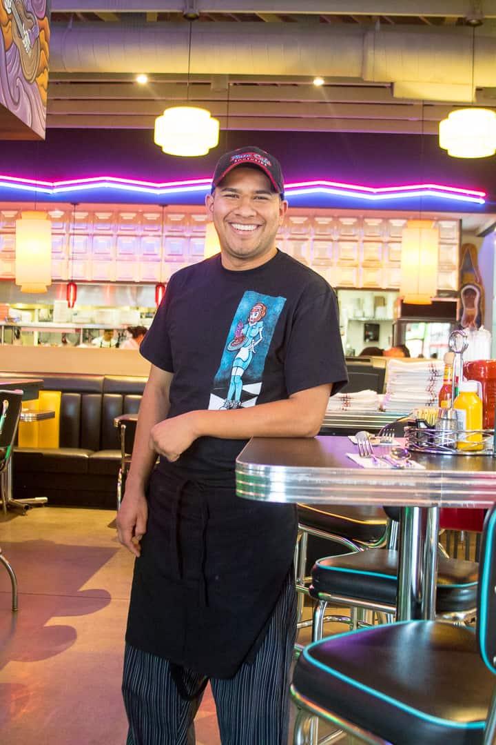Chef Tony Smith