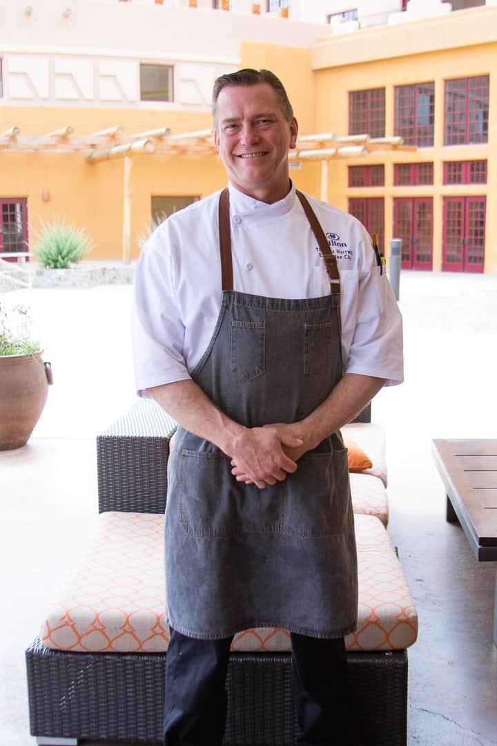 Chef Marc Quiñones